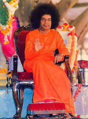 Resultado de imagem para Sathya Sai Baba
